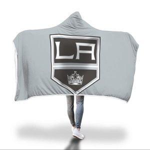 Bedding - NHL Hooded Blankets